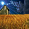 Farm landscapes Jigsaw online game