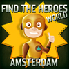 Find The Heroes World - Amsterdam online game
