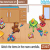 Find the New Objects online game