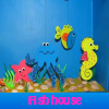Fish house. Find objects online game