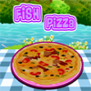 Fish Pizza online game