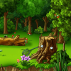 Forest Glade  5 Differences online game
