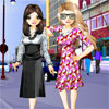 Friends Fashion Styling online game