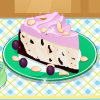 Frosted Chocolate Chip Cheesecake online game