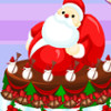 Frozen Christmas Cake online game
