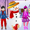 Fun In The Snow Dress Up online game