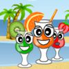 Funny Fruit Coctails online game