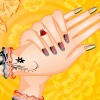 Galactic Nail Art online game