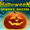 Halloween - physics puzzle online game