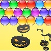 Halloween Bubble Shooter online game