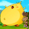 Happy Fat Chicken online game