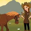 Horse Ranch Dressup online game