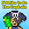 I'd Like To Be The Captain online game