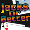 Jacks or Better Video Poker online game