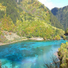 Jiuzhaigou River Jigsaw online game