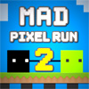 Mad Pixel Run 2 online game