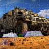 Military Hummer Jigsaw online game