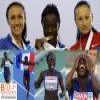 Myriam Soumar� champion in 200 m, Barcelona 2010 Puzzle online game