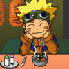 Naruto Eat Stretched Noodle online game