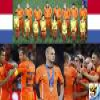 Netherlands, 2nd place in the Football World Cup 2010 Puzzle online game