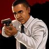 Obama vs Zombies online game