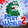 Paint World 2 Monsters online game