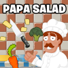 Papa's Salad Stall online game