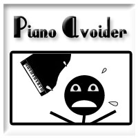 Piano Avoider Mobile online game