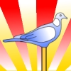 Pigeon on a Stick online game