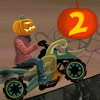 Pumpkin Head Rider 2 online game