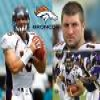 Quarterback Tim Tebow Puzzle online game