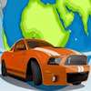 Race Around The World online game