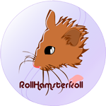 Roll hamster, roll online game