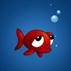 Sad Baby Fish online game