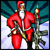 Santa Kills Zombies online game
