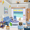 Sea View Room Decor online game