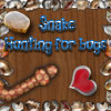 Snake - Hunting for bugs online game