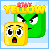 Stay Yellow online game