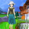 Summer Dress up Styling online game