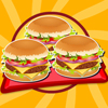 Takeaway Burgers online game