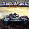 Tank Attack - Destruction online game