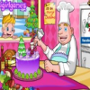 Tantalizing Christmas Cake online game