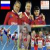 Tatiana Firova champion in 400 m, Barcelona 2010 Puzzle online game