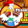 Thanksgiving Dinner Cooking  online game