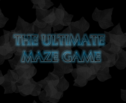 The Ultimate Maze Game 2 online game