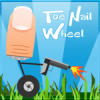Toe Nail Wheel online game
