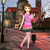 Trendy Pink Evening online game