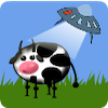 UFO like cows online game