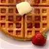 Waffle And strawberry Slider online game