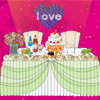 Wedding Reception Table online game